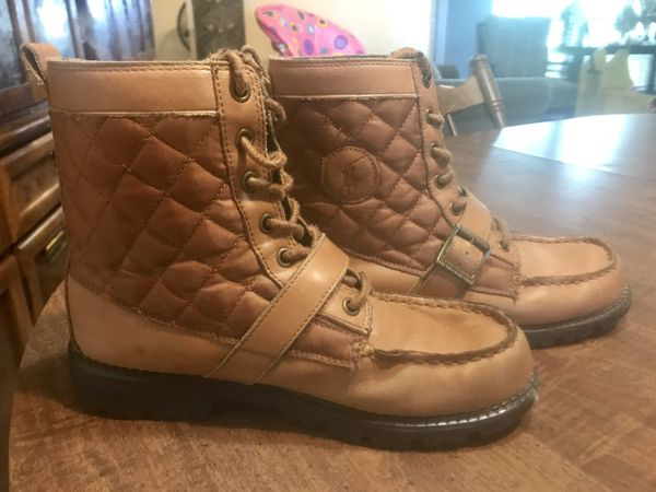 Polo boots 🥾