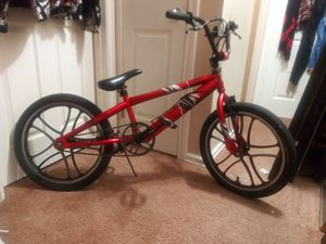 Mongoose Rebel Freestyle 20 Inch BMX Bike for Sale in Escondido, CA