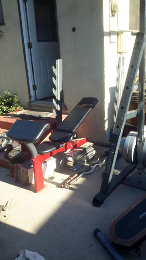 Weider Pro 450L in great shape Heavy Duty. Bench Only no weights no bar for Sale in Ontario, CA