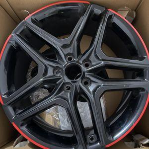 """OEM 19"""" Hyundai Veloster N Performance Package Wheels Rims W/ 2 Tires for Sale in Las Vegas, NV"""