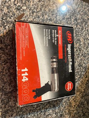 IR Ingersoll Rand air hammer for Sale in El Paso, TX