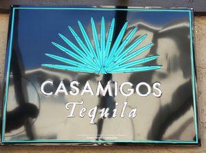 Casamigos medal tin bar sign for Sale in Cerritos, CA