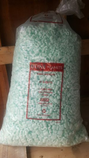 Packing peanuts for Sale in Tacoma, WA