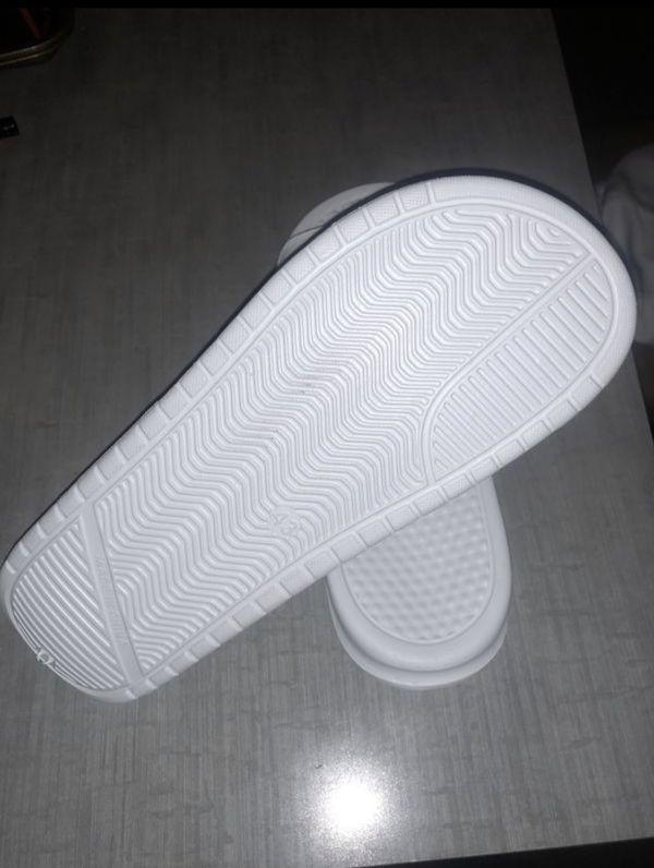 Bulk Wholesale Box of 40 pairs of blank athletic slide sandals