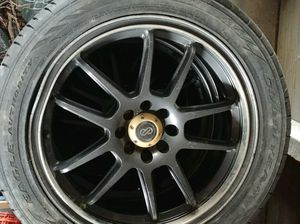 4 Eagle Authority Tires with rims for Sale in Lancaster, OH