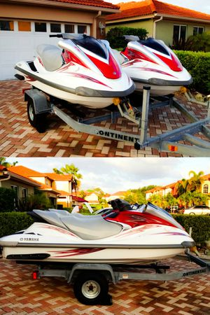 *Two_Jet_Ski's_2_o_o_8*Yamaha*Fx*3_with_Trailer for Sale in Lincoln, NE