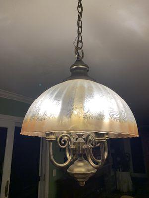Vintage chandelier for Sale in Anaheim, CA