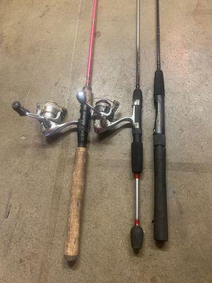 Fishing rods for Sale in La Palma, CA