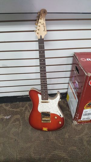 Yamaha Pacifica 312 II 2010 Red and Gold electric guitar for Sale in Baltimore, MD