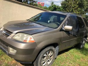 Partingout 2003 Acura MDX automatic for Sale in Orlando, FL