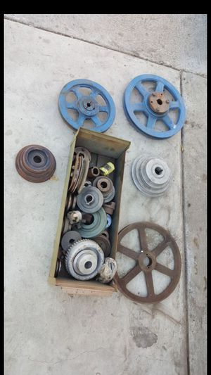 Pulleys Pulley tool tools for Sale in Bell Gardens, CA