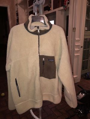 Vintage (no longer made) Patagonia Retro-X Men's jacket XL for Sale in Jacksonville, FL