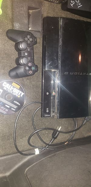 Ps3 fat one black ops 2 for Sale in Orange, CA
