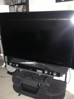 Samsung tv set - 60 inch for Sale in Port Orchard, WA