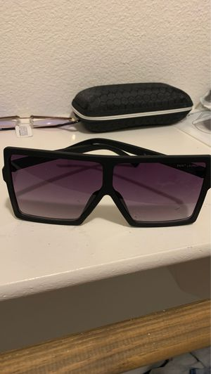 Look at all pic sunglasses prices from $8-10 in prices but theses black saint are $60 for Sale in Perris, CA
