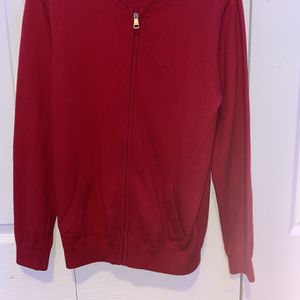 Burberry Red Sweater Zip Up Children Red for Sale in Fort Lauderdale, FL