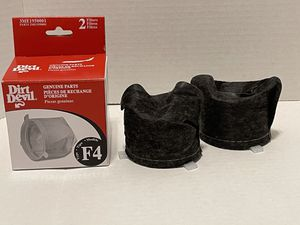 Genuine Dirt Devil F4 vacuum filter part # 2ME1950001 3ME1950001 for Sale in Albany, OR