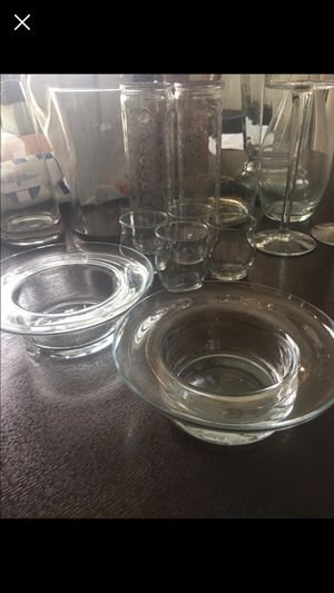 Assorted glasswear for Sale in Austin, TX