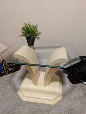 Antique marble design table for Sale in Denver, CO