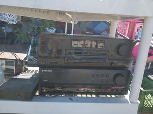 Pioneer receiver,speakers,bass ,&more for Sale in Peoria, AZ