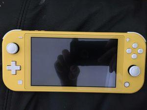 Nintendo Switch Lite for Sale in Crestline, CA
