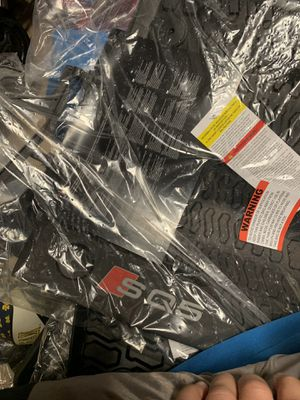 All weather floor mats. It's rainy season soon for Sale in Brentwood, CA