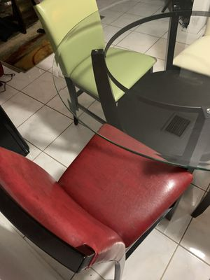 High bar stool kitchen table for Sale in Hollywood, FL