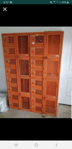 Middle school lockers for Sale in Olympia,  WA