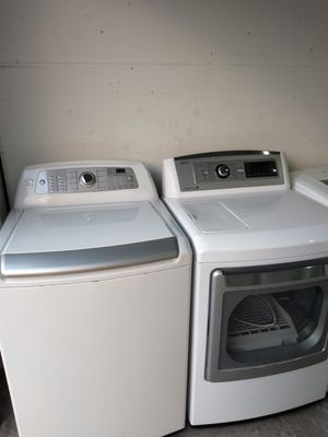 Washer and Gas Dryer for Sale in Orlando, FL