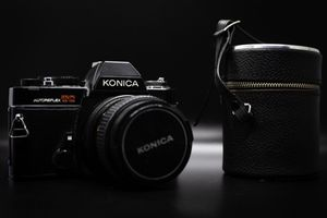 Konica Autoreflex TC - film camera for Sale in Annandale, VA