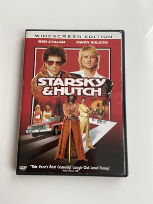 Starsky & Hutch - DVD for Sale in Euless, TX