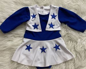 Dallas Cowboys Cheerleading Outfit - 12 months for Sale in DeSoto, TX