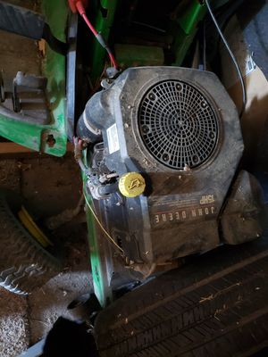15hp Kohler motor either with the tractor or just the motor for Sale in Ashville, OH