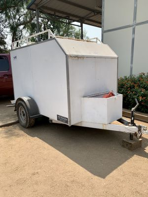 enclosed trailer 5x8 OBO for Sale in Perris, CA
