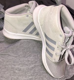 Grey Adidas Cloudfoam Athletic Shoe for Sale in San Jose, CA
