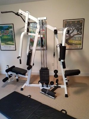 Parabody 3 Station Gym - Can deliver & install for Sale in Somerset, NJ