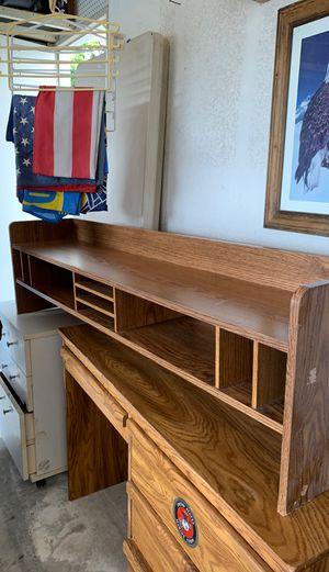 Desk hutch for Sale in Bonita, CA