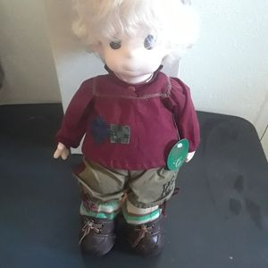 "Precious Moments ""ERICH"" Classic Doll for Sale in Tampa, FL"