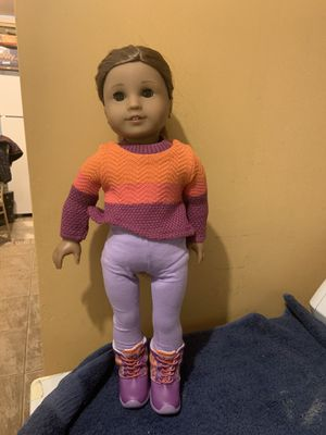 """American girl doll Kanani 18"""" doll for Sale in Jessup, MD"""