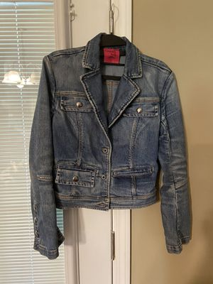 Blue jean Jacket women's xsmall for Sale in Anderson, SC