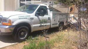 1999 Ford f250 with tool box bed for Sale in Show Low, AZ