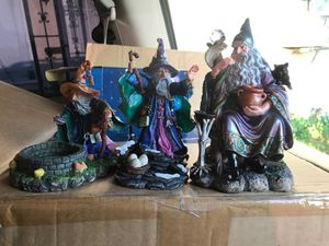 Enchanted Kingdom Statue Collectables for Sale in Chino, CA