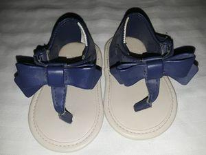 Baby girl sandals for Sale in Pumpkin Center, CA
