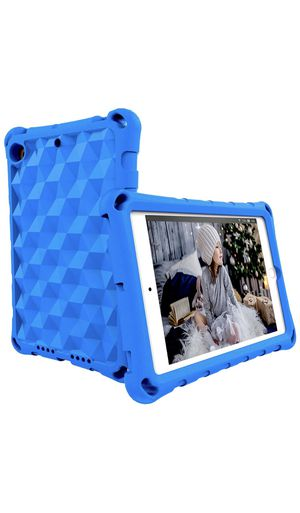 Riaour Case for iPad 9.7 2018 2017 / iPad Air 2 / iPad Air - Non-Slip/Shockproof/Ultra Light Adults & Kids Friendly Tablets Cover for iPad 6th / 5th for Sale in Raleigh, NC