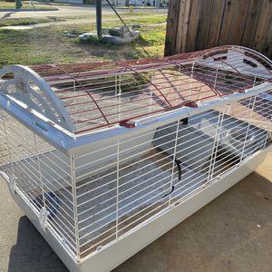 Pet Rabbit Small Animal Habitat Cage Large Size for Sale in Glendora, CA