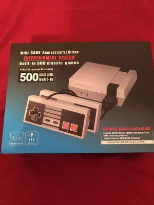 Mini Nintendo 500 classic games for Sale in Tampa, FL