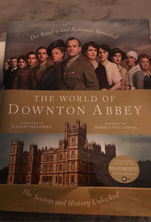 The World of Downton Abbey/ hard cover for Sale in Saint Paul, MN