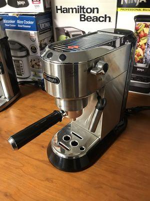Demo DeLonghi Dedica espresso coffee maker brewer for Sale in Ontario, CA