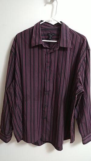 VAN HEUSEN Shirt, Mens XXL (2XL) for Sale in Hesperia, CA