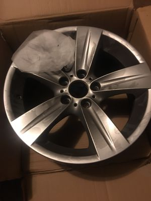Rims. For BMW to 2014 to 2016 Size rear 18/9.5. Front18/8.5 for Sale in Duncanville, TX